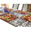 Set of 2 Table Mats 'Zucchero'